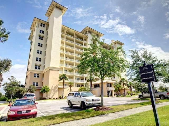 608 Lost Key Dr 401C, Pensacola, FL 32507 (MLS #573045) :: Levin Rinke Realty