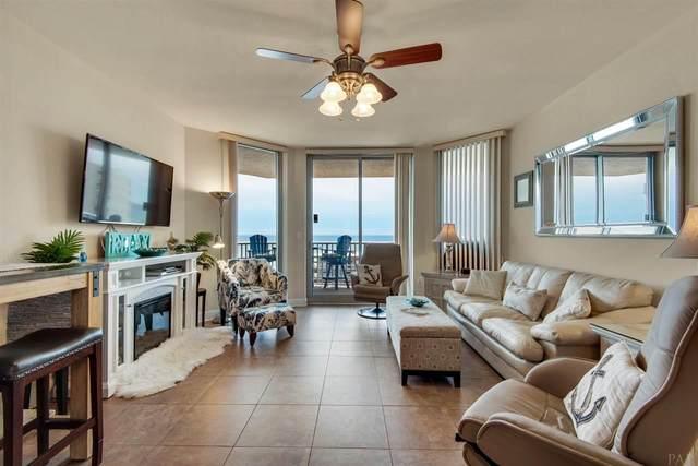 850 Ft Pickens Rd #740, Pensacola Beach, FL 32561 (MLS #573048) :: ResortQuest Real Estate