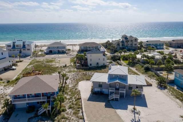 1208 Maldonado Dr, Pensacola Beach, FL 32561 (MLS #573071) :: ResortQuest Real Estate