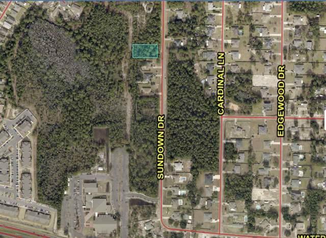 1991 Sundown Dr, Navarre, FL 32566 (MLS #573087) :: Connell & Company Realty, Inc.