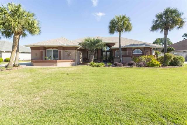 1004 Bonita Dr, Pensacola, FL 32507 (MLS #573116) :: Connell & Company Realty, Inc.