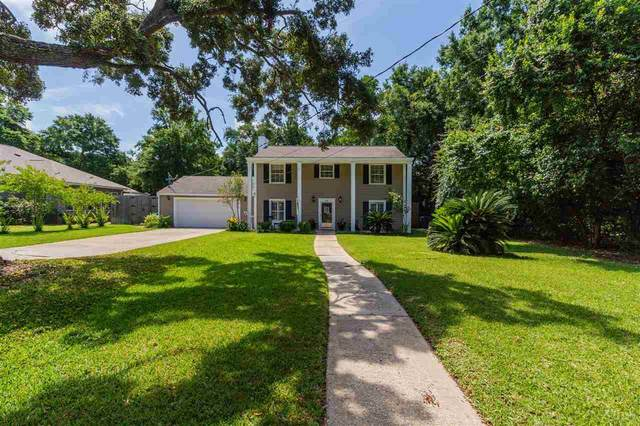 335 Valencia St, Gulf Breeze, FL 32561 (MLS #573136) :: Connell & Company Realty, Inc.