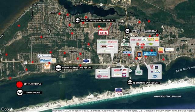 0 East Bay Blvd, Navarre, FL 32566 (MLS #573207) :: ResortQuest Real Estate