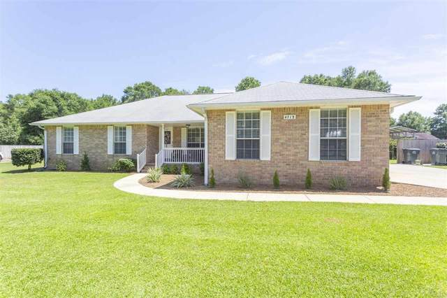 4713 Timberland Dr, Pace, FL 32571 (MLS #573233) :: Levin Rinke Realty