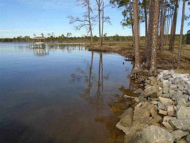 4560 Bayside Dr, Milton, FL 32583 (MLS #573242) :: Crye-Leike Gulf Coast Real Estate & Vacation Rentals