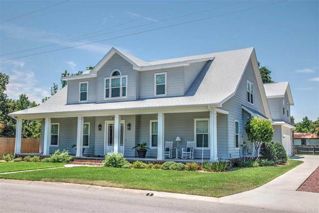 841 S H St, Pensacola, FL 32502 (MLS #573261) :: Connell & Company Realty, Inc.