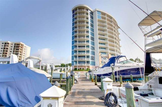 28250 Canal Rd #601, Orange Beach, AL 36561 (MLS #573301) :: Connell & Company Realty, Inc.