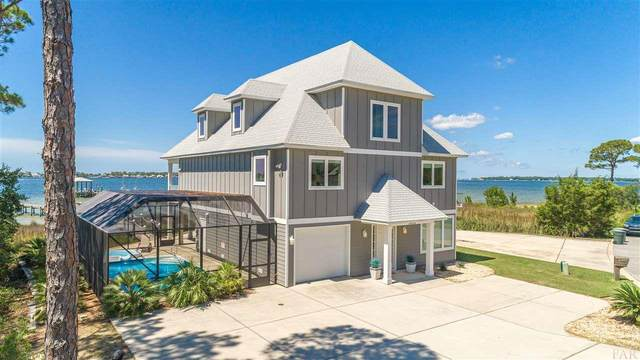 16333 Tarpon Dr, Pensacola, FL 32507 (MLS #573312) :: The Kathy Justice Team - Better Homes and Gardens Real Estate Main Street Properties