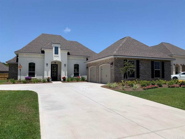 4746 Foxtail Palm Dr, Gulf Breeze, FL 32563 (MLS #573327) :: Connell & Company Realty, Inc.