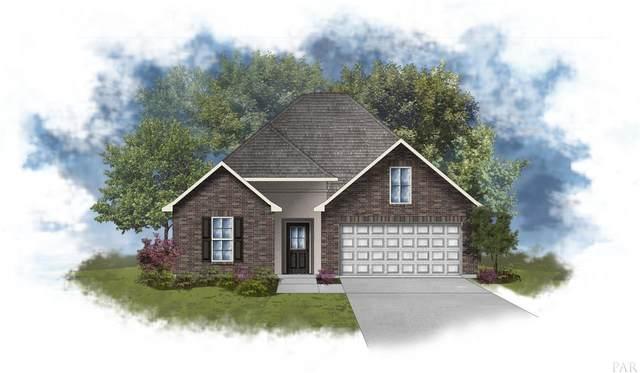 6014 Crimson Pointe Blvd Lot 4-A, Pensacola, FL 32526 (MLS #573335) :: Connell & Company Realty, Inc.