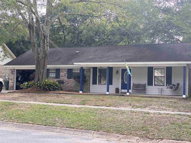9623 Bobwhite Way, Pensacola, FL 32514 (MLS #573363) :: The Kathy Justice Team - Better Homes and Gardens Real Estate Main Street Properties