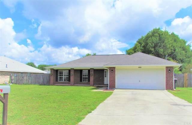 4868 Spencer Oaks Blvd, Pace, FL 32571 (MLS #573370) :: ResortQuest Real Estate