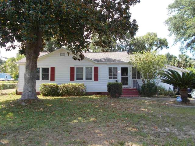 214 Brandywine Rd, Pensacola, FL 32507 (MLS #573424) :: Connell & Company Realty, Inc.