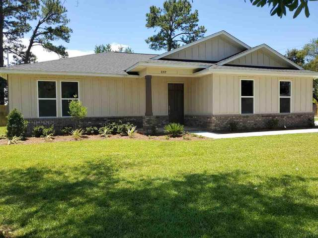 3317 Maplewood Dr, Gulf Breeze, FL 32563 (MLS #573461) :: Connell & Company Realty, Inc.