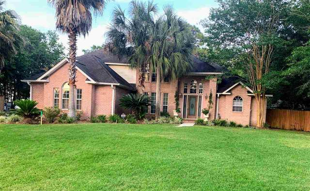 5586 North Shore Way, Pensacola, FL 32507 (MLS #573508) :: Connell & Company Realty, Inc.