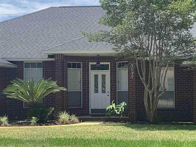 3895 Bay Wind Dr, Gulf Breeze, FL 32563 (MLS #573537) :: Connell & Company Realty, Inc.