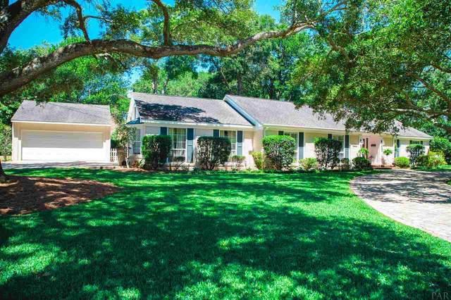 4005 Piedmont Rd, Pensacola, FL 32504 (MLS #573584) :: Coldwell Banker Coastal Realty