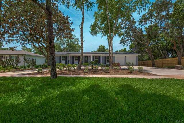 504 Shoreline Dr, Gulf Breeze, FL 32561 (MLS #573678) :: Connell & Company Realty, Inc.