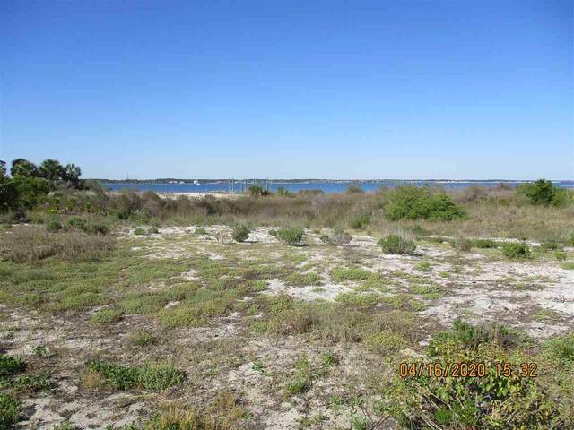 Lot 3, Blk 11 Arkansas St, Navarre Beach, FL 32566 (MLS #573689) :: Connell & Company Realty, Inc.