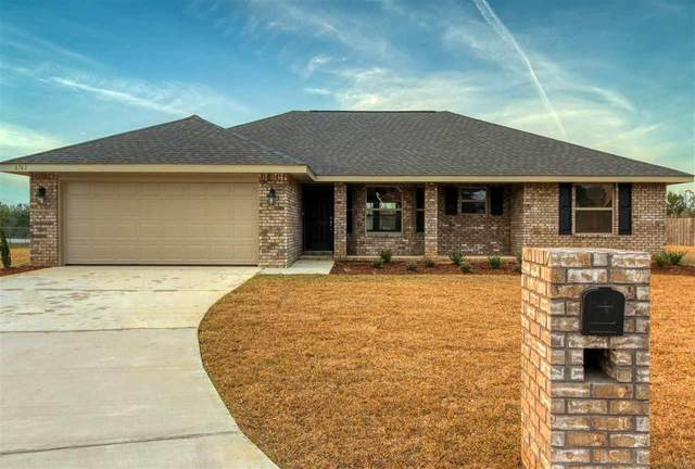 6805 Fort Jackson Ct, Milton, FL 32583 (MLS #573752) :: Connell & Company Realty, Inc.