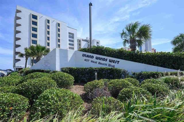 407 W Beach Blvd #680, Gulf Shores, AL 36542 (MLS #573780) :: Connell & Company Realty, Inc.