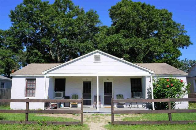 231 S N St, Pensacola, FL 32502 (MLS #573795) :: ResortQuest Real Estate