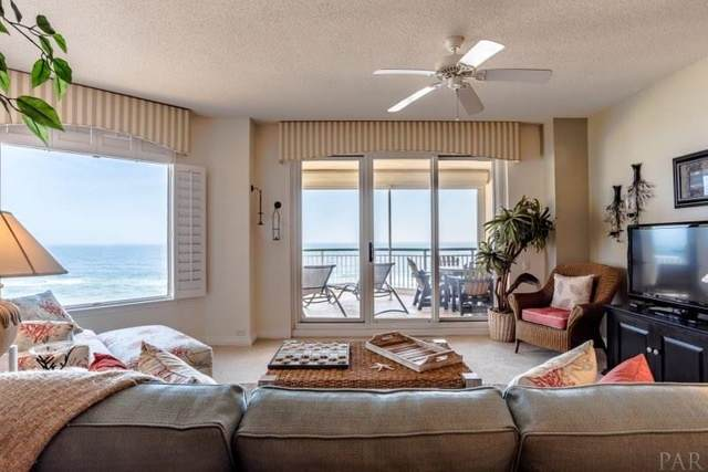 13599 Perdido Key Dr T-6B, Pensacola, FL 32507 (MLS #573902) :: The Kathy Justice Team - Better Homes and Gardens Real Estate Main Street Properties