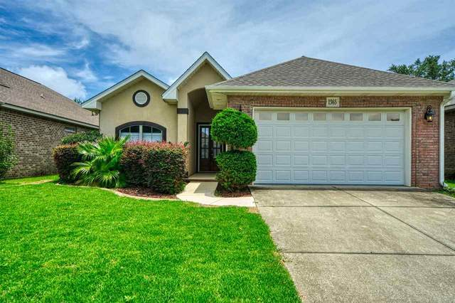 1365 Autumn Breeze Cir, Gulf Breeze, FL 32563 (MLS #573960) :: Connell & Company Realty, Inc.