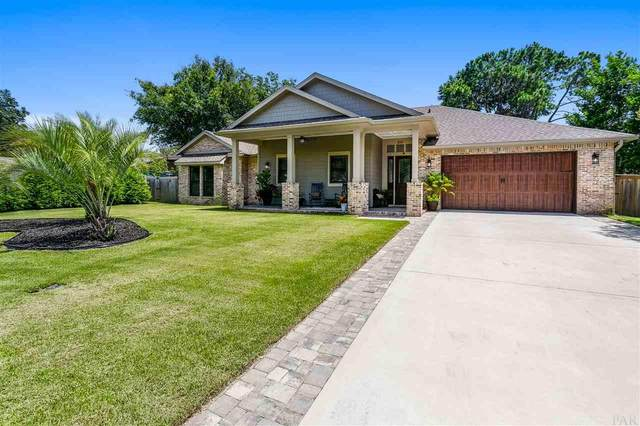 304 Florida Ave, Gulf Breeze, FL 32561 (MLS #573978) :: Connell & Company Realty, Inc.