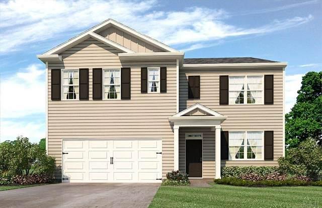 3118 Heritage Oaks Cir, Navarre, FL 32566 (MLS #574030) :: Connell & Company Realty, Inc.