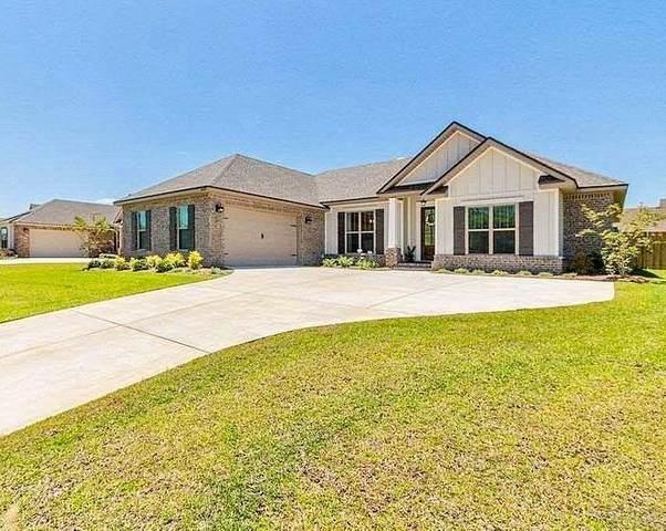 2437 Okatie Ln, Cantonment, FL 32533 (MLS #574056) :: Coldwell Banker Coastal Realty
