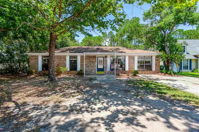 3460 Willow Ln, Gulf Breeze, FL 32563 (MLS #574057) :: Connell & Company Realty, Inc.