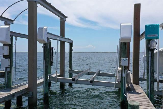 35 Landfall Dr #50, Pensacola, FL 32507 (MLS #574111) :: ResortQuest Real Estate