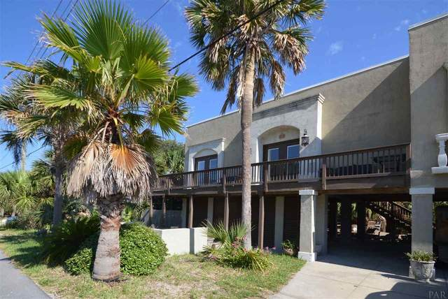 209 Via Deluna Dr, Pensacola Beach, FL 32561 (MLS #574200) :: Connell & Company Realty, Inc.