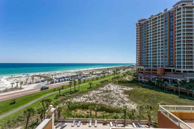 1 Portofino Dr #603, Pensacola Beach, FL 32561 (MLS #574273) :: Connell & Company Realty, Inc.