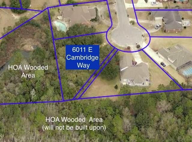 6011 E Cambridge Way, Pace, FL 32571 (MLS #574284) :: Coldwell Banker Coastal Realty