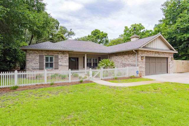 403 Fairpoint Dr, Gulf Breeze, FL 32561 (MLS #574370) :: Connell & Company Realty, Inc.