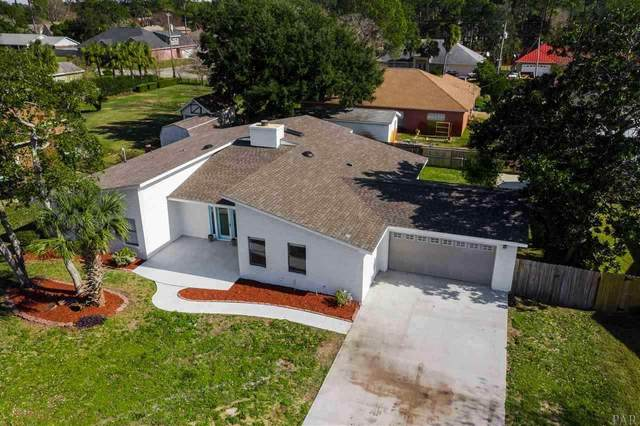 962 Coronado Dr, Gulf Breeze, FL 32563 (MLS #574386) :: Levin Rinke Realty