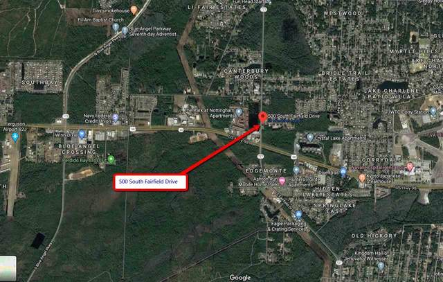 500 S Fairfied Dr, Pensacola, FL 32506 (MLS #574387) :: Levin Rinke Realty