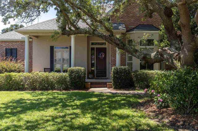 2528 Shadowridge Ct, Gulf Breeze, FL 32563 (MLS #574422) :: Connell & Company Realty, Inc.