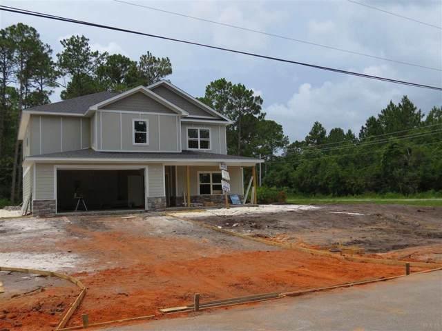 6591 Britt St, Navarre, FL 32566 (MLS #574478) :: Levin Rinke Realty