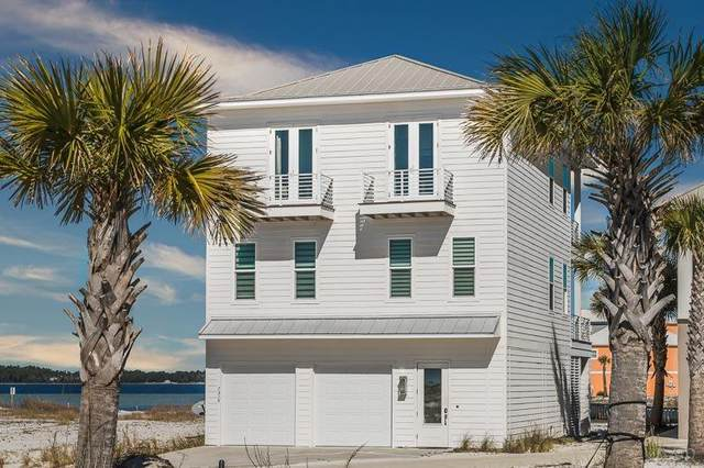 7310 Spinnaker Ct, Navarre Beach, FL 32566 (MLS #574537) :: Connell & Company Realty, Inc.