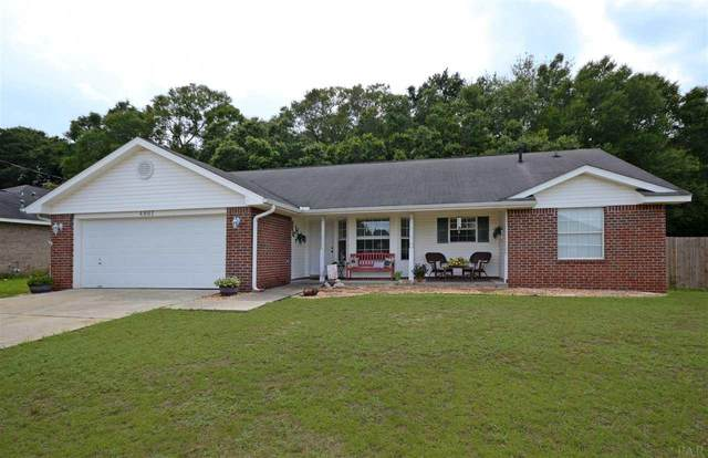 4861 Shane Way, Pace, FL 32571 (MLS #574614) :: Connell & Company Realty, Inc.
