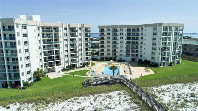 1600 Via Deluna Dr 708W, Pensacola Beach, FL 32561 (MLS #574617) :: Connell & Company Realty, Inc.
