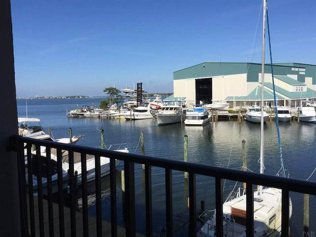14100 River Rd #227, Perdido Key, FL 32507 (MLS #574627) :: The Kathy Justice Team - Better Homes and Gardens Real Estate Main Street Properties