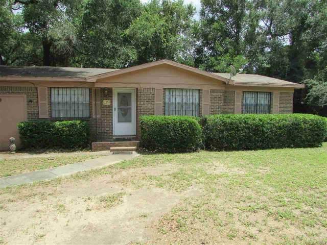 6272 Ferguson Ct, Pensacola, FL 32503 (MLS #574668) :: Connell & Company Realty, Inc.