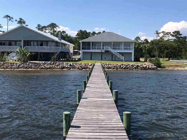 4881 Soundside Dr, Gulf Breeze, FL 32563 (MLS #574674) :: Levin Rinke Realty