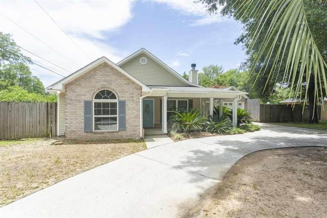 6199 Ashton Woods Cir, Milton, FL 32570 (MLS #574771) :: ResortQuest Real Estate