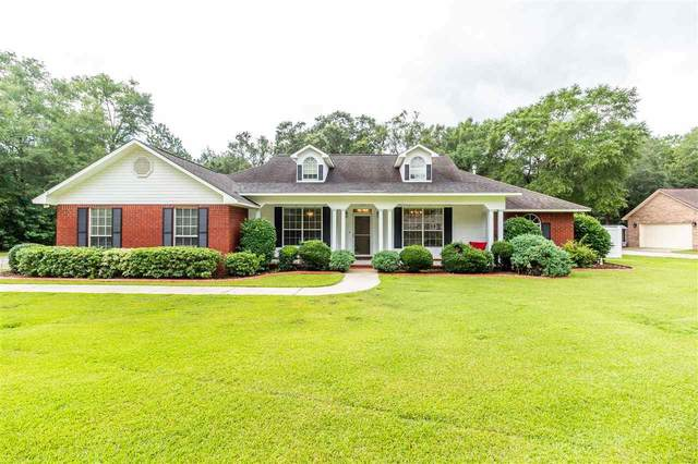 6333 Honeysuckle Dr, Milton, FL 32570 (MLS #574790) :: Connell & Company Realty, Inc.
