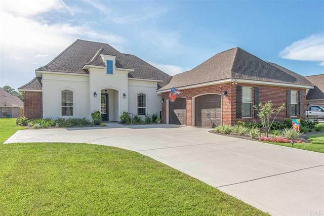 4782 Foxtail Palm Dr, Gulf Breeze, FL 32563 (MLS #574810) :: Levin Rinke Realty